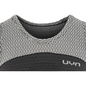 UYN Running Alpha OW Singlet Hombre, charcoal/sleet grey